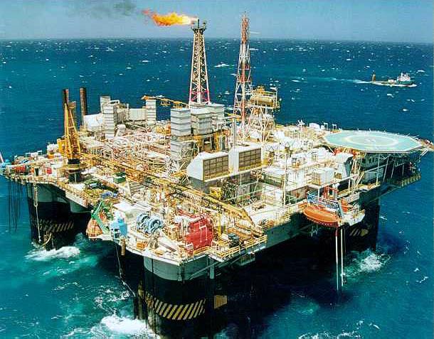 Plataforma Petróleo FindBrazil